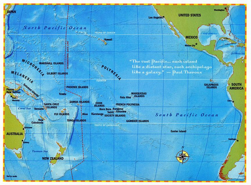 South Pacific Yacht Charter Specials  CHARTERWORLD Luxury Yacht