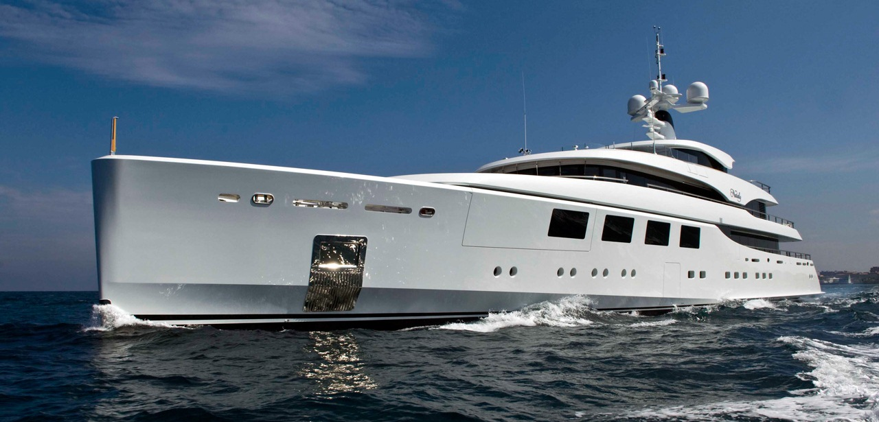 Luxury yacht sales how to purchase superyachts for sale for Used motor yacht for sale